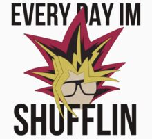 Everyday I'm Shufflin' Kids Clothes