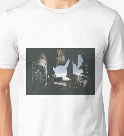 Abandoned and Broken Unisex T-Shirt