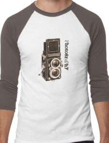 Photography Men's Baseball ¾ T-Shirt