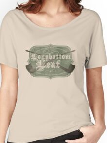 Longbottom Leaf Women's Relaxed Fit T-Shirt