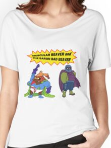 Beaver Heroes Women's Relaxed Fit T-Shirt