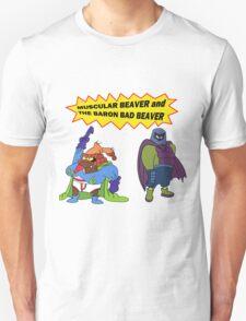 Beaver Heroes Unisex T-Shirt