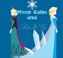 Keep Calm and Let It Go by stargirl1311