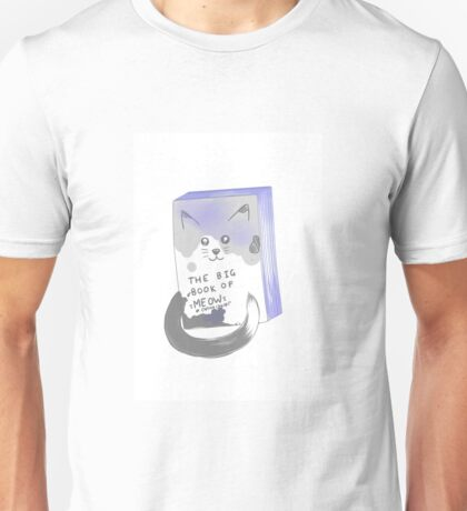 The big book of meow Unisex T-Shirt