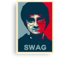 "Harry ""Swag"" Potter Canvas Print"