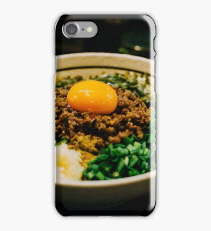 Taiwanese Maze-soba iPhone Case/Skin