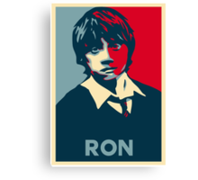 I'm Ron. Ron Weasley Canvas Print