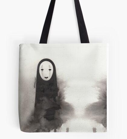 No Face - Inktober Tote Bag