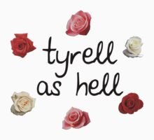 Tyrell as Hell by sparkbox