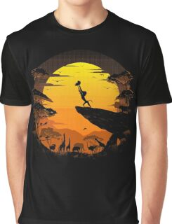 The Circle of Life Graphic T-Shirt
