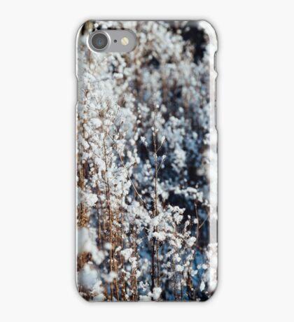Snow Grass iPhone Case/Skin
