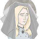 The Incredibly Sad Princess by k-bot