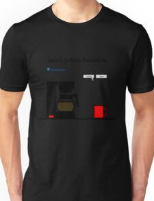 Java Update Available Coffee Shirt Funny Unisex T-Shirt