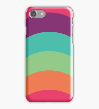 70s Flair iPhone Case/Skin
