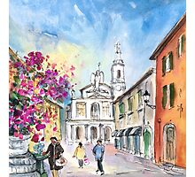 Bergamo Lower Town 01 Photographic Print