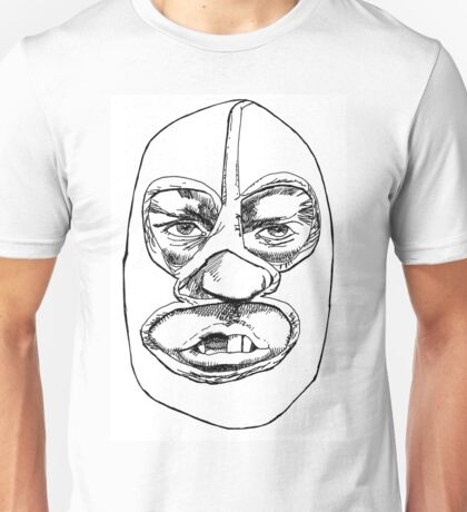 Luchador: El Monstruo Unisex T-Shirt