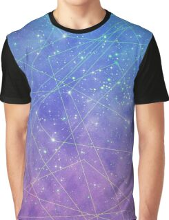 Map of the Stars Graphic T-Shirt