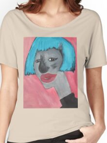 One Cool Cat  Women's Relaxed Fit T-Shirt