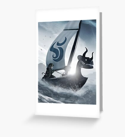 Wind Waker Greeting Card