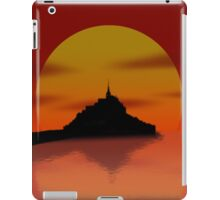 Settlers of Saint Mont Michel iPad Case/Skin