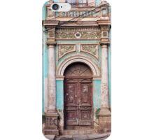 Doors of Bolivia - Elegant iPhone Case/Skin