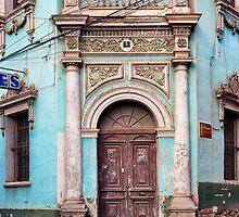 Doors of Bolivia - Elegant by lenscraft