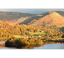 Grasmere from Loughrigg Terrace by Stephen Read