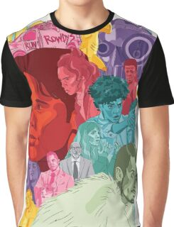 Dirk Gently's Holistic Detective Agency Graphic T-Shirt