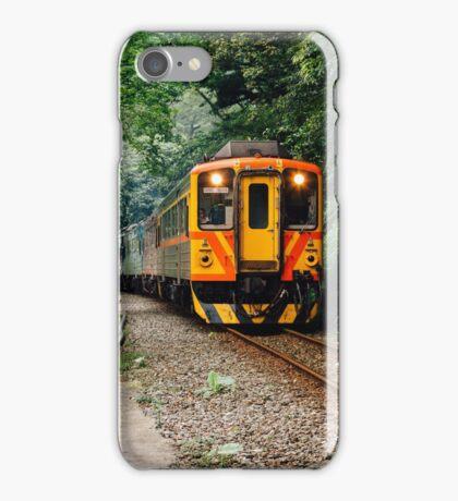 Jungle Train iPhone Case/Skin