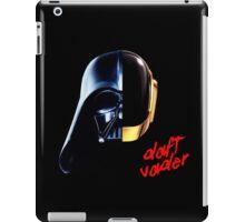 DAFT VADER iPad Case/Skin