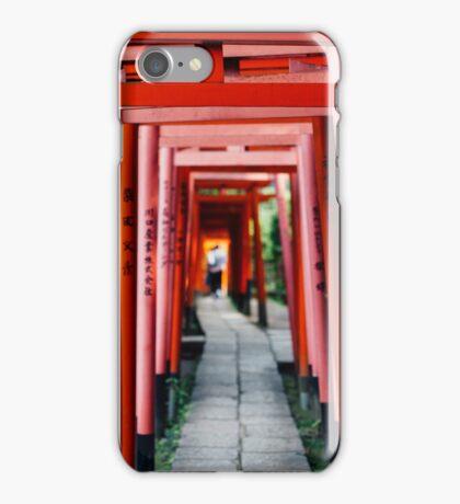 Torii Tunnel iPhone Case/Skin
