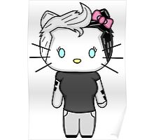 Kitty Rocks!! Poster