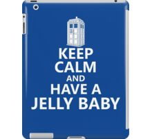Keep Calm and Have a Jelly Baby iPad Case/Skin