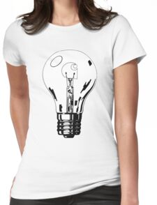 I Have An Idea Check This Out Womens Fitted T-Shirt