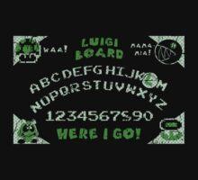 Luigi Board by maxheron