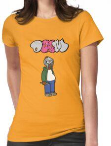 MF Doom Homer Doomer Womens Fitted T-Shirt