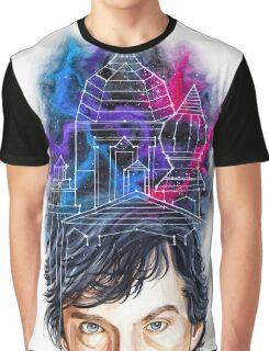 Sherlock Holmes: Mind Palace Graphic T-Shirt