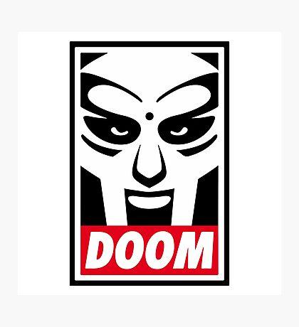 MF Doom Photographic Print