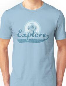 Explore the Ocean Unisex T-Shirt