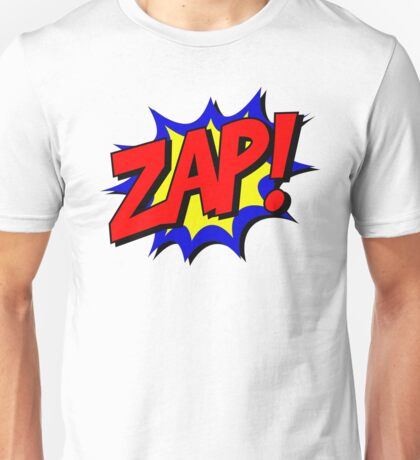 Comics - Zap Unisex T-Shirt