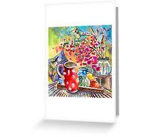 Still Life in Bergamo 01 Greeting Card