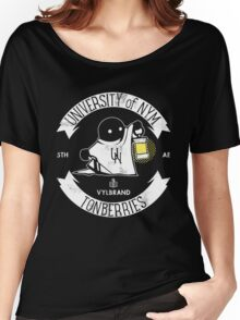 University of Nym TONBERRIES | FFXIV Women's Relaxed Fit T-Shirt