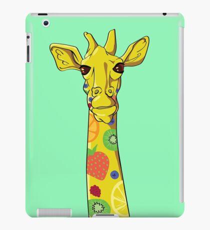 Fruit Giraffe iPad Case/Skin