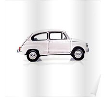 Fiat 600 Poster