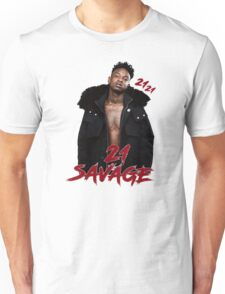 21 SAVAGE - 21 21 Unisex T-Shirt