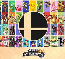Super Smash Poster Design by Twins12100
