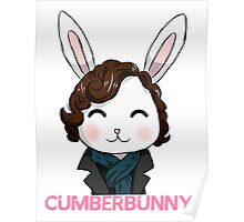 Cumberbunny Poster