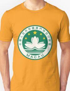 MACAU-EMBLEM T-Shirt