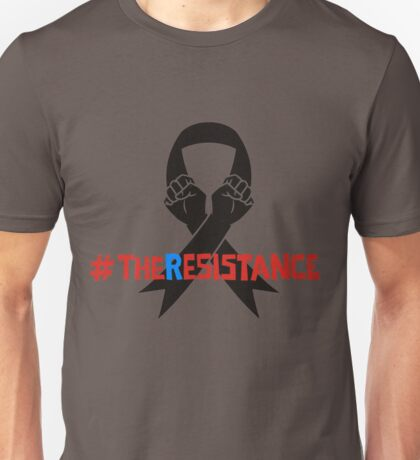 the resistance punch Unisex T-Shirt