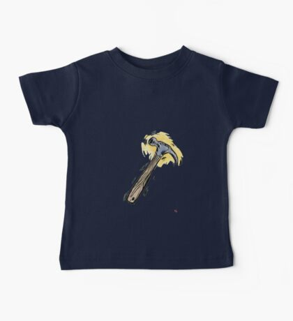H is for Hammer! Baby Tee